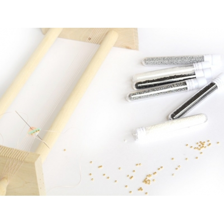 Acheter Miyuki Delicas 11/0 - Opaque black 10 - 1,99€ en ligne sur La Petite Epicerie - Loisirs créatifs