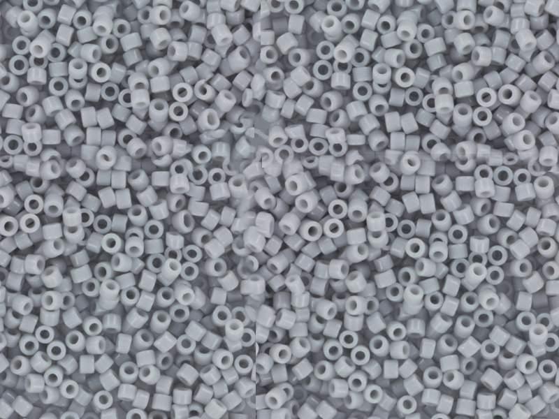 Acheter Miyuki Delicas 11/0 - Gris souris 1139 - 1,99€ en ligne sur La Petite Epicerie - 100% Loisirs créatifs