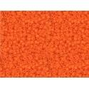 Miyuki Delicas 11/0 - Orange vif 1133