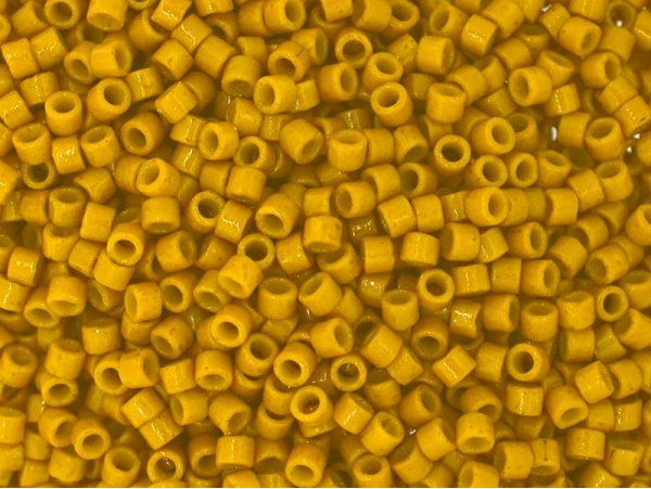 Miyuki Delicas 11/0 - Moutarde 2106 Miyuki - 1