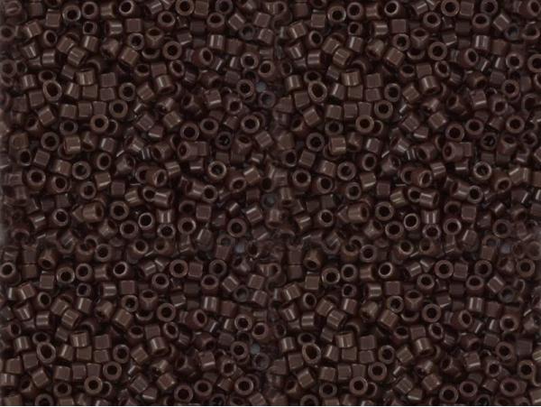 Acheter Miyuki Delicas 11/0 - Opaque chocolate 734 - 1,99€ en ligne sur La Petite Epicerie - Loisirs créatifs