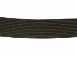1 m of elastic band (20 mm) - black (colour no. 14)