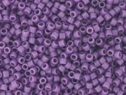 Tube de 1100 rocailles - Miyuki Delicas 11/0 - Violet 2139