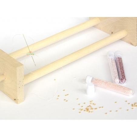 Acheter Miyuki Delicas 11/0 - Opaque ab pale rose 1504 - 1,99€ en ligne sur La Petite Epicerie - Loisirs créatifs