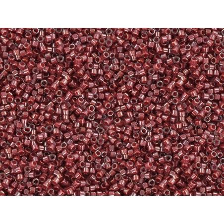 Miyuki Delicas 11/0 - wine red (colour no. 280)