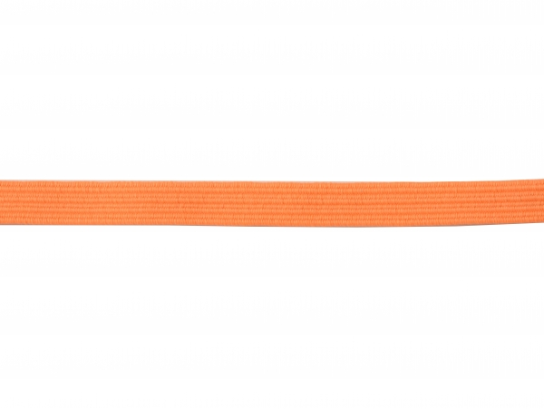 1 m of elastic band (8 mm) neon orange (colour no. 203)