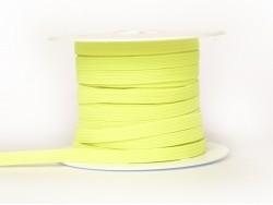 1m élastique 8 mm - Jaune fluo 202