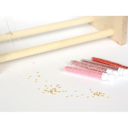 Acheter Miyuki Delicas 11/0 - Duracoat opaque pansy 2118 - 2,49€ en ligne sur La Petite Epicerie - Loisirs créatifs