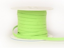 1m élastique 8 mm - Vert fluo 201
