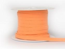 1m élastique 8 mm - Orange fluo 203