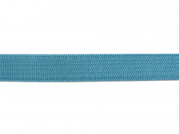 1 m of elastic band (10 mm) - blue (colour no. 020)