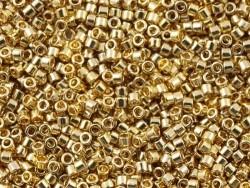 Tube de 1100 rocailles - Miyuki Delicas 11/0 - Or champagne 1834