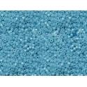 Miyuki Delicas 11/0 - Bleu turquoise foncé 218
