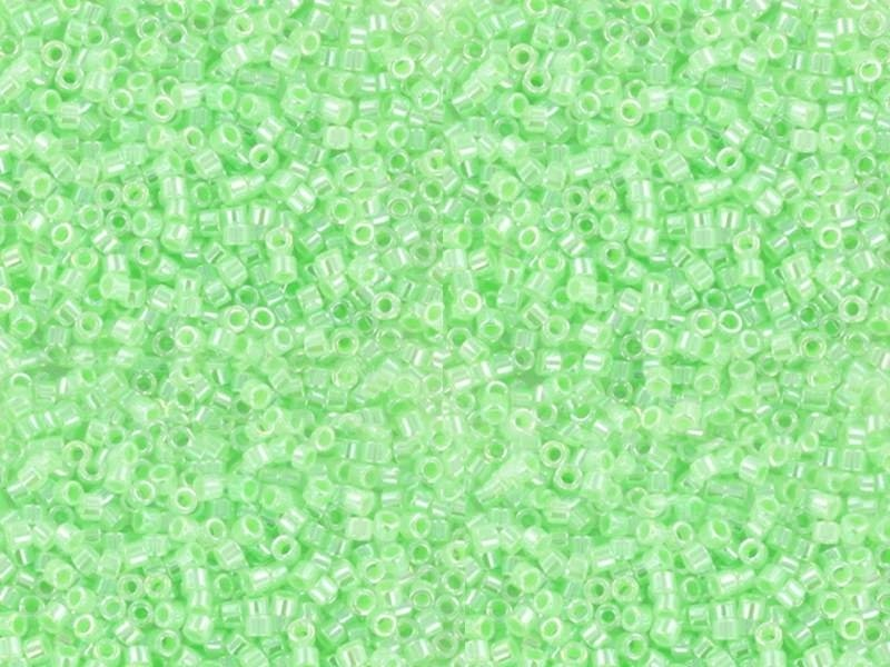 Miyuki Delicas 11/0 - Vert clair 237 Miyuki - 1