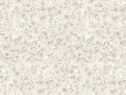 Miyuki Delicas 11/0 - Blanc brillant 201 Miyuki - 1