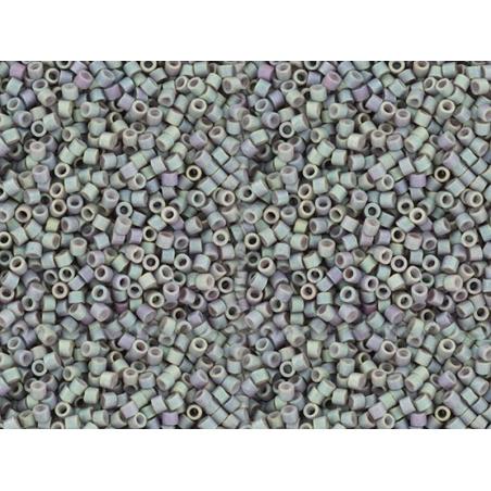 Acheter Miyuki Delicas 11/0 - Metallic matte iris blue slate gold 1063 - 3,90€ en ligne sur La Petite Epicerie - Loisirs cré...