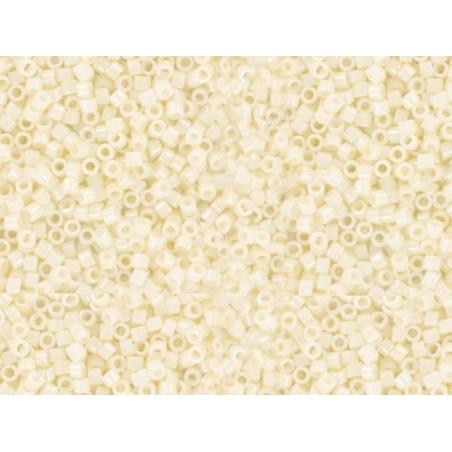 Miyuki Delicas 11/0 - Crème clair 203 Miyuki - 1