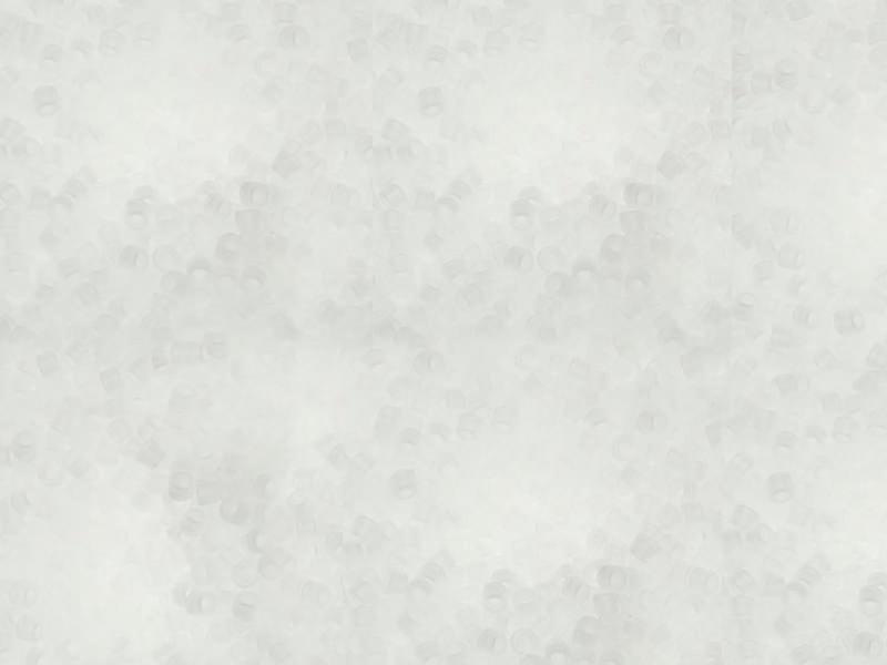 Miyuki Delicas 11/0 - Blanc cristal 741 Miyuki - 1