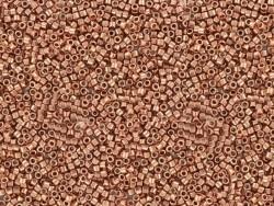 Miyuki Delicas 11/0 - copper, no. 40