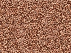 Acheter Miyuki Delicas 11/0 - Plated copper 40 - 3,30€ en ligne sur La Petite Epicerie - Loisirs créatifs