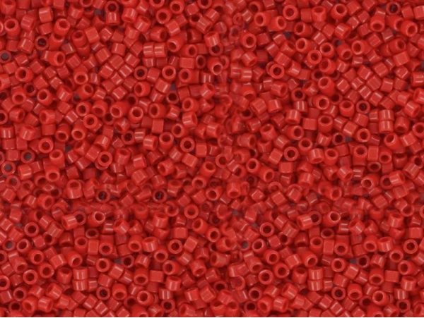 Miyuki Delicas 11/0 - Rouge 723 Miyuki - 1