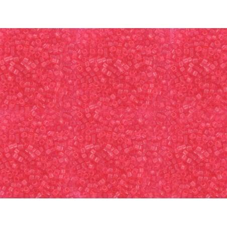 Miyuki Delicas 11/0 - poppy red, no. 1308