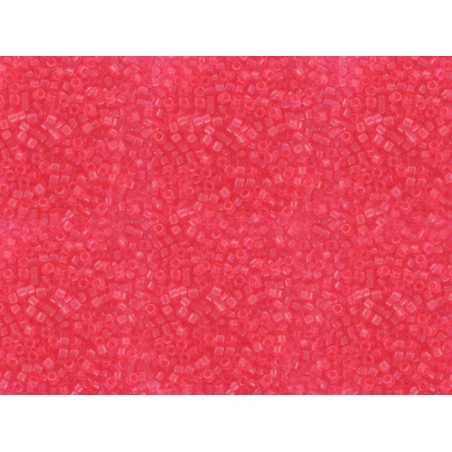 Miyuki Delicas 11/0 - Rouge coquelicot 1308 Miyuki - 1
