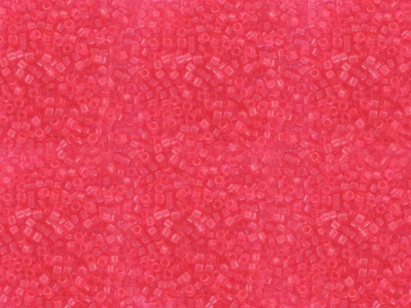Acheter Miyuki Delicas 11/0 - Transparent bubblegum pink 1308 - 1,99€ en ligne sur La Petite Epicerie - Loisirs créatifs