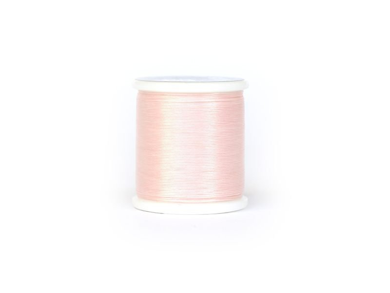 Nylon thread bobbin (0.2 mm x 50 m) - Light pink