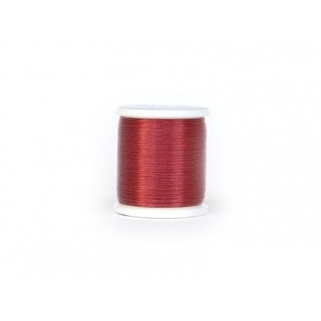Nylon thread bobbin (0.2 mm x 50 m) - Red