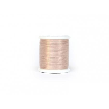 Nylon thread bobbin (0.2 mm x 50 m) - Beige