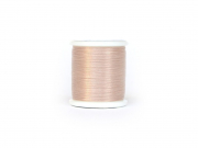Bobine de fil de nylon 0,2 mm x 50 m - Beige