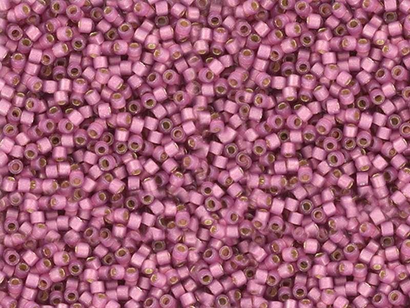 Miyuki Delicas 11/0 - purple, no. 2181
