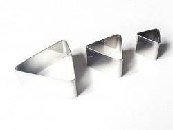 3 Ausstechformen - Dreiecke