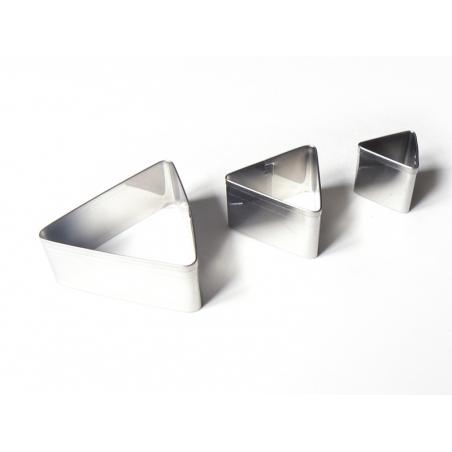 Acheter 3 emporte-pièces TRIANGLES - 4,99€ en ligne sur La Petite Epicerie - Loisirs créatifs