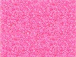 Miyuki Delicas 11/0 - neon pink, no. 2035