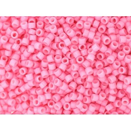 Acheter Miyuki Delicas 11/0 - Duracoat opaque light carnation 2116 - 2,80€ en ligne sur La Petite Epicerie - Loisirs créatifs