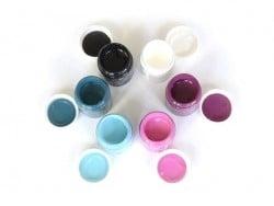 6 pots de peinture pour textile - Mode
