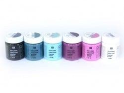 Acheter 6 pots de peinture pour textile - Mode - 19,90€ en ligne sur La Petite Epicerie - 100% Loisirs créatifs