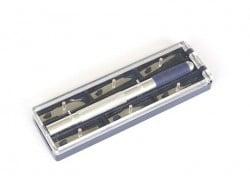 Cutter scalpel de bricolage + 6 lames Rico Design - 1