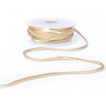 Acheter 1m spaghetti 5mm - Doré 103 - 3,65€ en ligne sur La Petite Epicerie - Loisirs créatifs