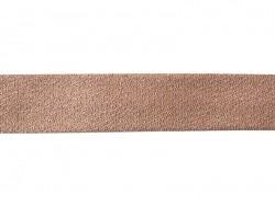1 m Schrägband (20 mm) - bronzefarben (Farbnr. 146)