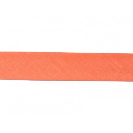 1m biais 20mm Orange fluo 203