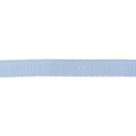 1 m of woven denim (10 mm) - light blue (003)