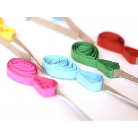Stickers Quilling - Ballons