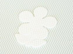 Plaque support pour perles HAMA - Fleur et princesse Hama - 1