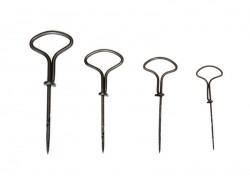 Kasten mit 3 Zangen - Seitenschneider- Flachzange - Rundzange