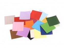 200 feuilles Origami - 5 x 5 cm