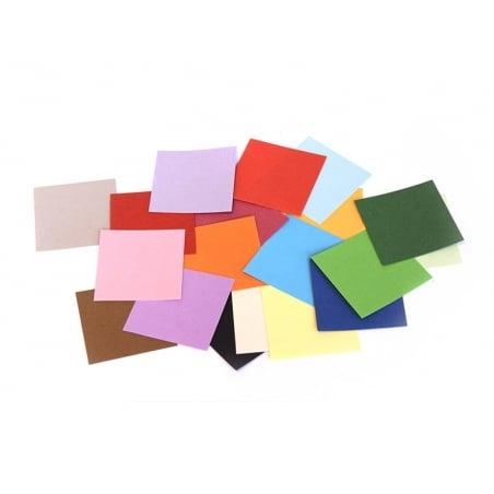Acheter 200 feuilles Origami - 5 x 5 cm - 1,49€ en ligne sur La Petite Epicerie - Loisirs créatifs