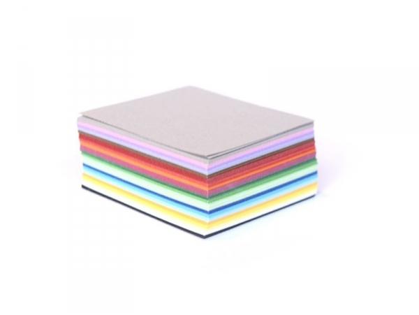 200 feuilles Origami - 5 x 5 cm Rico Design - 1